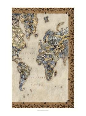 Royal Map II by Chariklia Zarris
