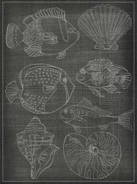 Sea Chart I by Chariklia Zarris