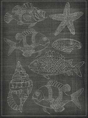 Sea Chart II by Chariklia Zarris