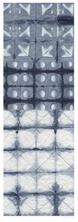 Shibori Collage I by Chariklia Zarris