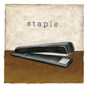 Staple by Chariklia Zarris