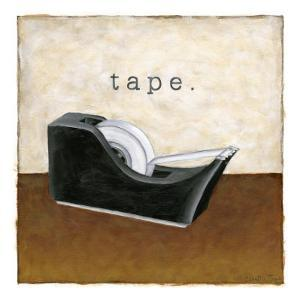 Tape by Chariklia Zarris