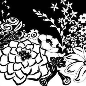 Tokyo Garden IV by Chariklia Zarris
