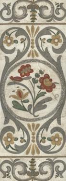 Tudor Rose Panel II by Chariklia Zarris