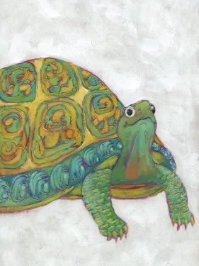Turtle Friends I by Chariklia Zarris