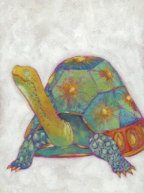 Turtle Friends II by Chariklia Zarris