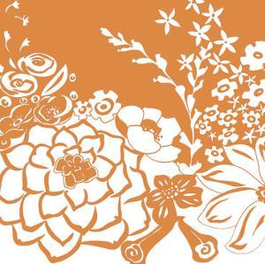 Vibrant Tokyo Garden IV by Chariklia Zarris