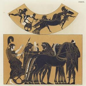 Chariot Scenes from Ancient Greece