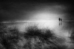 Everything changes like the shoreline and the sea by Charlaine Gerber