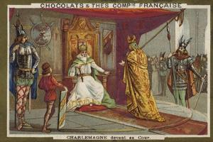 Charlemagne and His Court