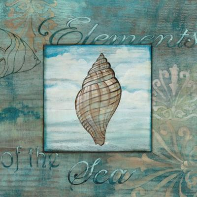 Elements of the Sea I by Charlene Audrey
