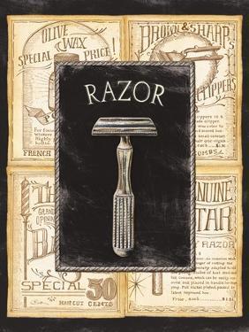 Grooming Razor by Charlene Audrey