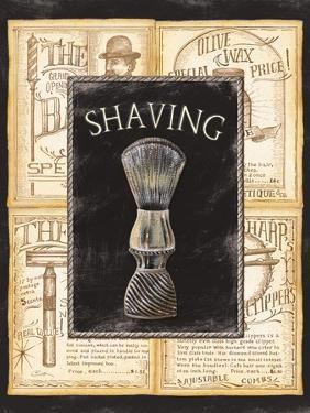 Grooming Shaving by Charlene Audrey