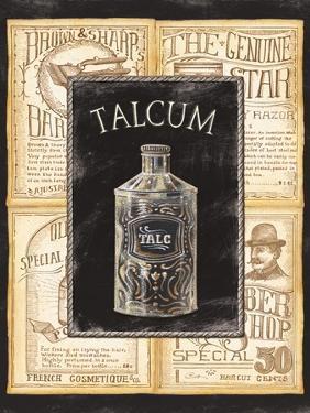 Grooming Talcum by Charlene Audrey