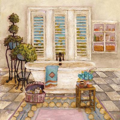 Sunny Day Bath I