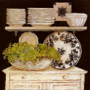 Classic Dining I by Charlene Winter Olson