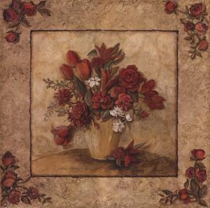 Crimson Love I by Charlene Winter Olson