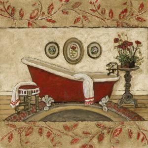 Crimson Moment II by Charlene Winter Olson