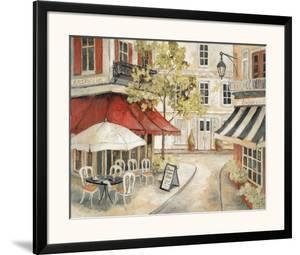 Daytime Cafe I by Charlene Winter Olson