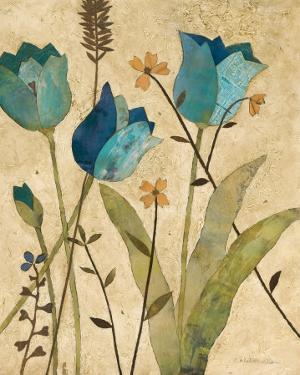 Garden's Edge I by Charlene Winter Olson