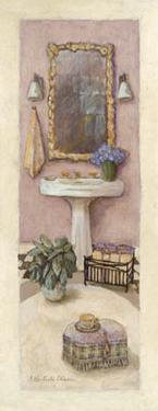 Lavender Bath II by Charlene Winter Olson
