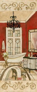 Mon Beau Bain I by Charlene Winter Olson