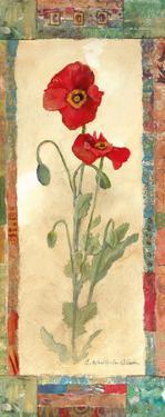 Poppy Montage by Charlene Winter Olson