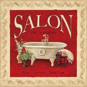 Salon pour Femme by Charlene Winter Olson
