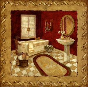 Salon Rouge I by Charlene Winter Olson