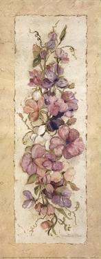 Sweetpeas for Annabelle I by Charlene Winter Olson