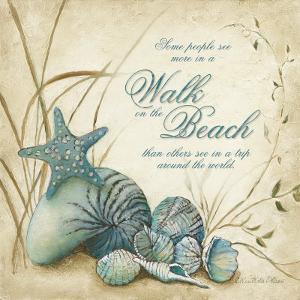 The Beach by Charlene Winter Olson