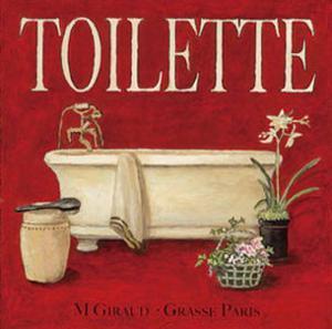 Toilette by Charlene Winter Olson