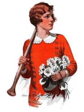 """Oars and Flowers,""September 26, 1925 by Charles A. MacLellan"