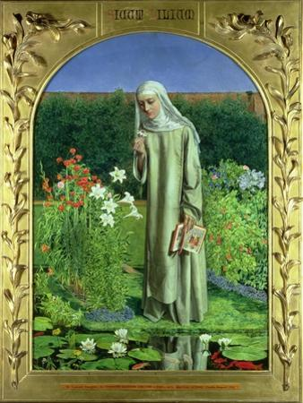 Convent Thoughts, 1850-51 by Charles Alston Collins