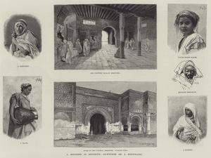 A Journey in Morocco by Charles Auguste Loye