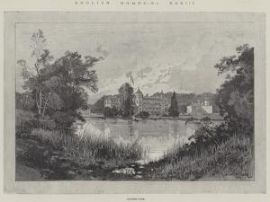 Clumber Park by Charles Auguste Loye