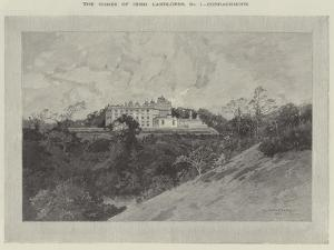 Curraghmore by Charles Auguste Loye
