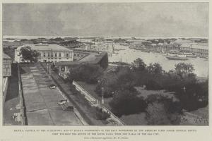 Manila by Charles Auguste Loye