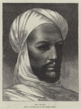 The Mahdi by Charles Auguste Loye