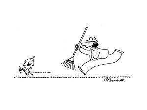 Cartoon by Charles Barsotti