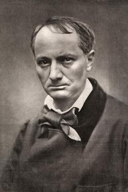 Charles Baudelaire, Influential French Poet, Critic and Translator, Mid-19th Century