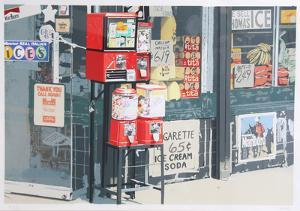 Little Italy from the City Scapes Portfolio by Charles Bell
