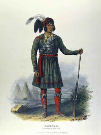 Osceola (Seminole) by Charles Bird King