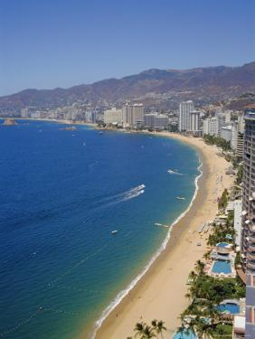 Acapulco, Mexico, Central America by Charles Bowman