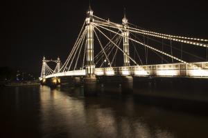 Albert Bridge by Charles Bowman