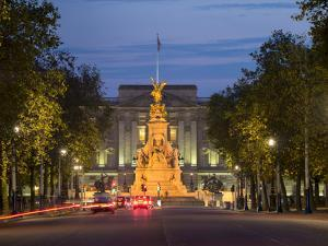 Buckingham Palace, London, England, United Kingdom by Charles Bowman