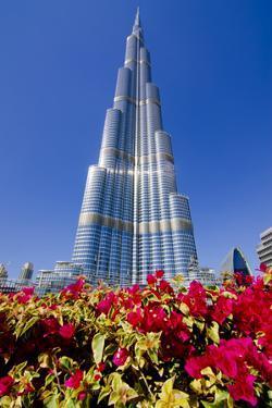 Burj Khalifa 1 by Charles Bowman