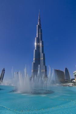 Burj Khalifa 2 by Charles Bowman