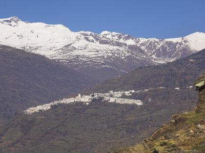 Capileira, Sierra Nevada, Andalucia, Spain
