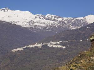 Capileira, Sierra Nevada, Andalucia, Spain by Charles Bowman